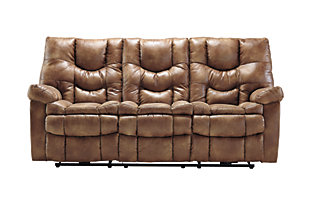 Darshmore Reclining Sofa, , large