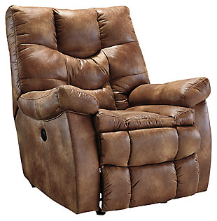 Darshmore Recliner Almond
