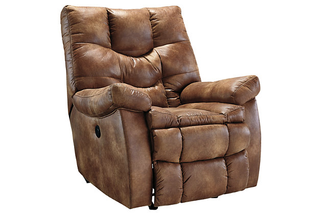 Darshmore Power Recliner Ashley Furniture Homestore