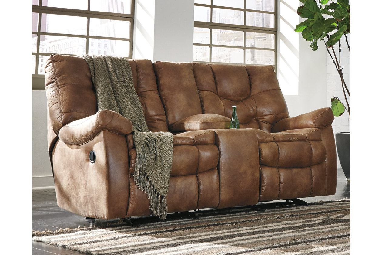 image change to loveseats click loveseat saddle room item furniture s living brown morrow rocker reclining product recliner leon