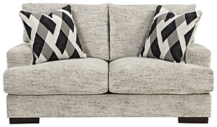 Geashill Loveseat, , large