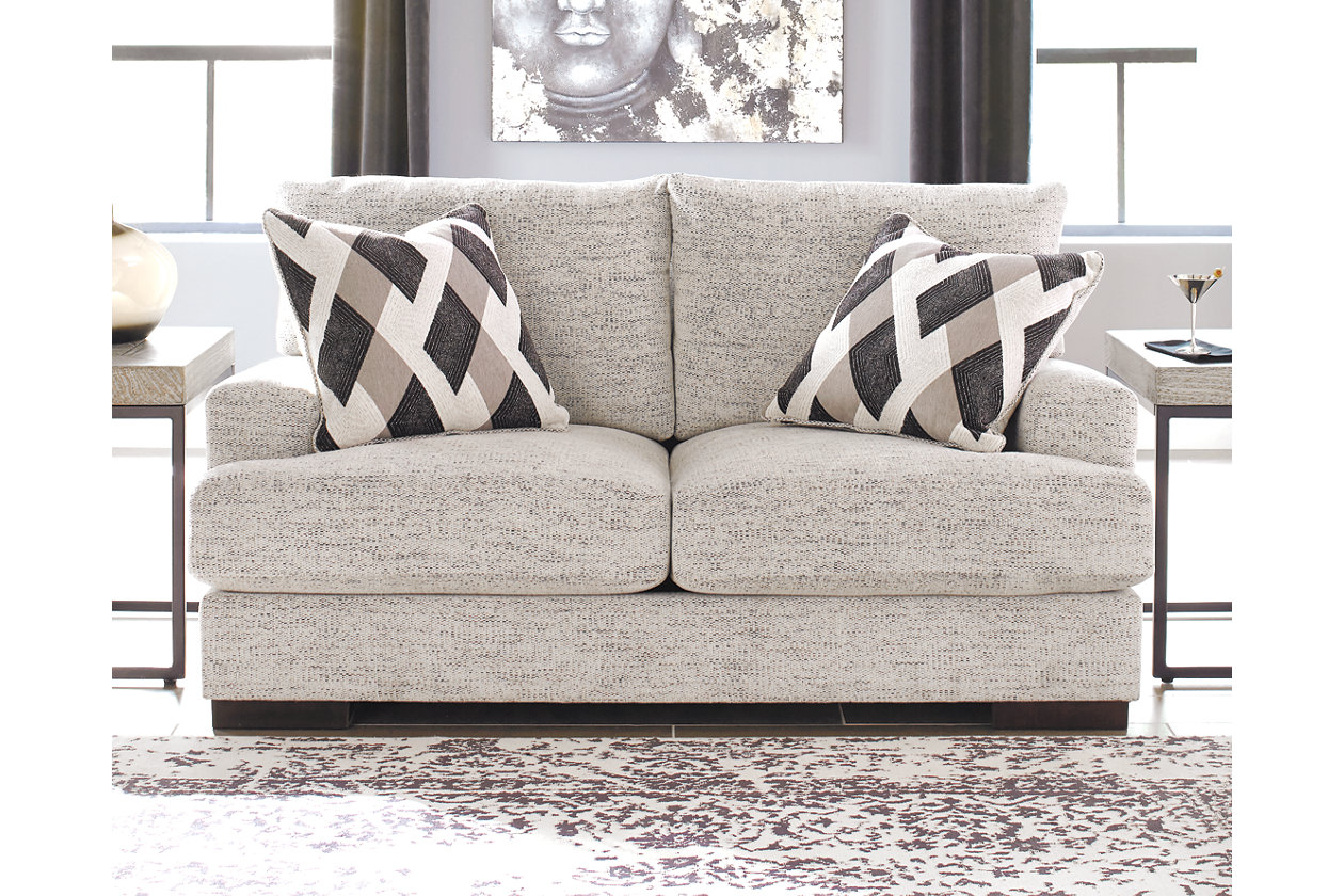 Superb Geashill Loveseat Ashley Furniture Homestore Inzonedesignstudio Interior Chair Design Inzonedesignstudiocom