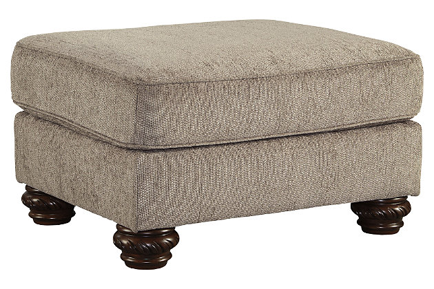 Cecilyn Ottoman, , large