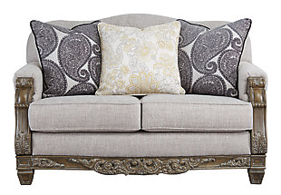 Sylewood Loveseat, , large