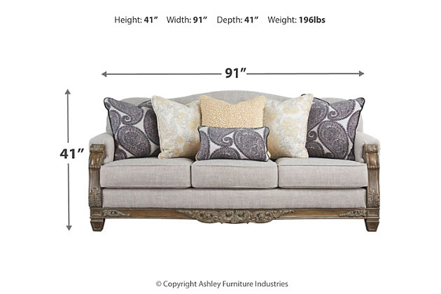 Sylewood Sofa, , large