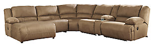 Hogan 6-Piece Sectional, , large