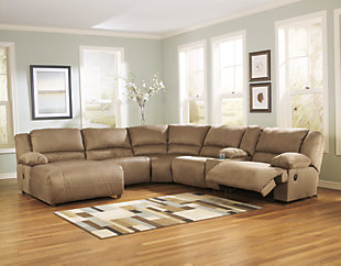 Hogan 6-Piece Sectional, , rollover