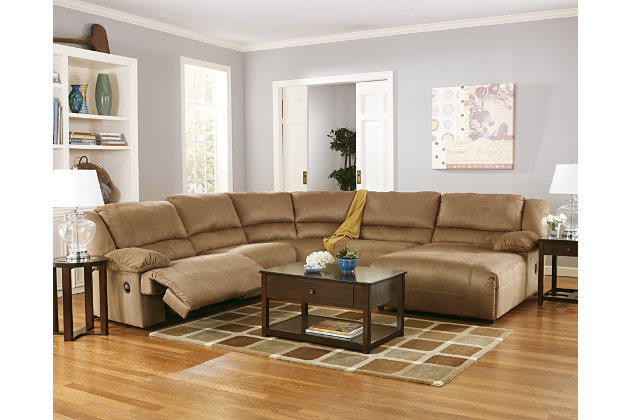 Hogan 5 Piece Sectional Large