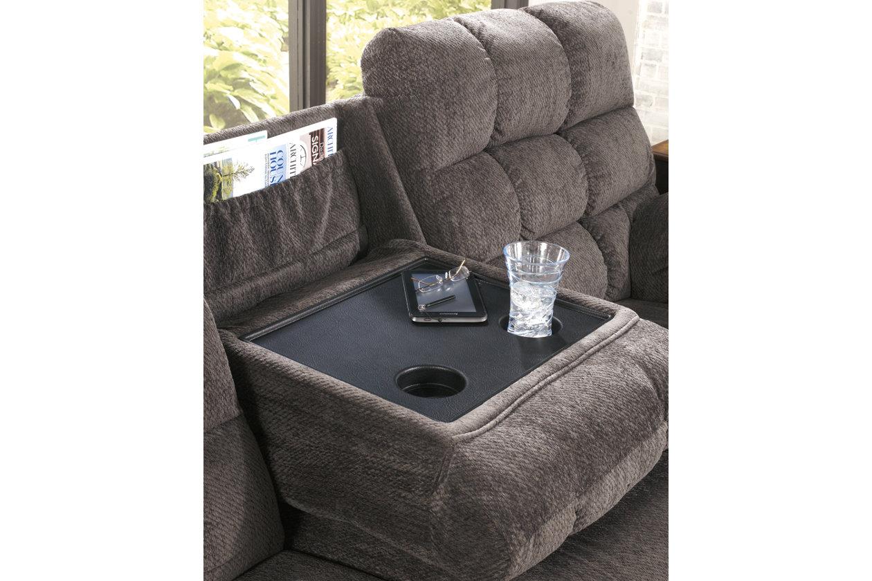 Cool Acieona 3 Piece Reclining Sectional Ashley Furniture Homestore Spiritservingveterans Wood Chair Design Ideas Spiritservingveteransorg
