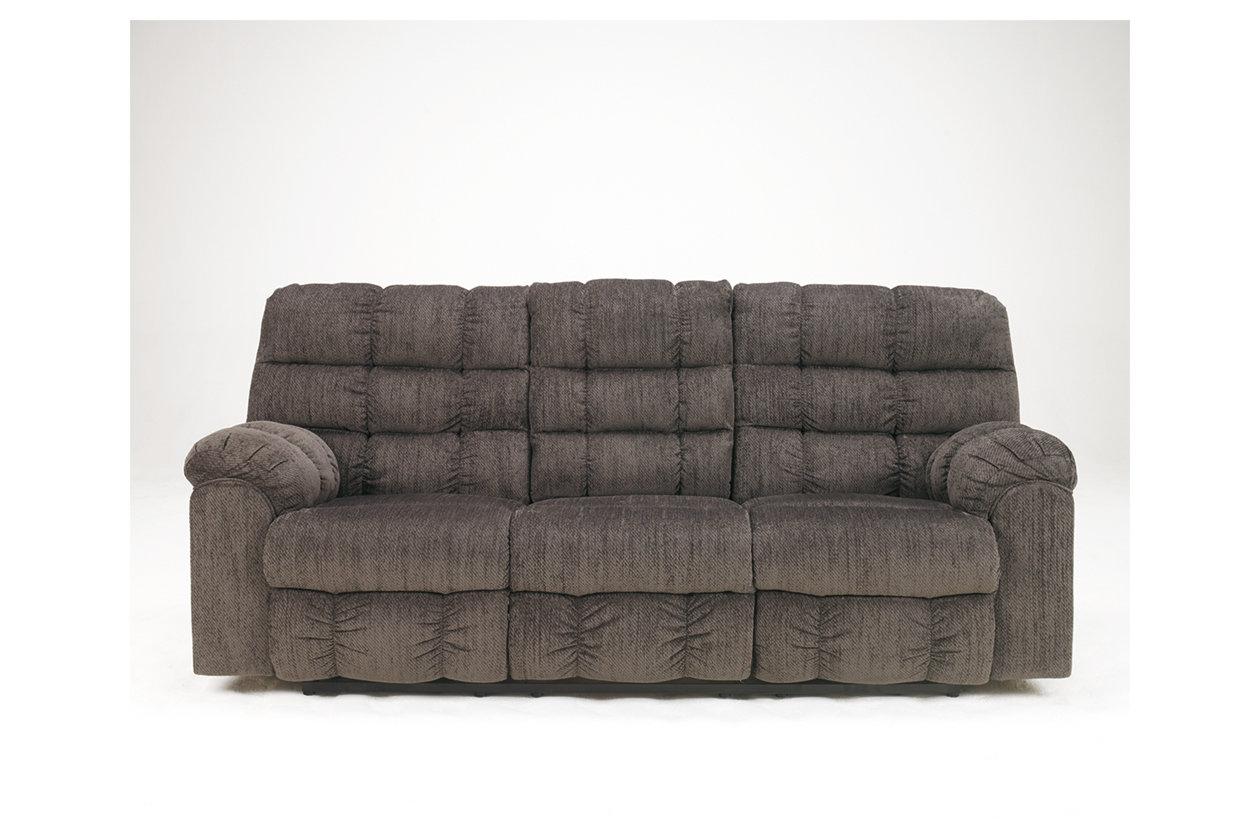 Acieona reclining sofa with drop down table ashley furniture images acieona reclining sofa with drop down table geotapseo Images