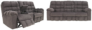 Acieona Sofa and Loveseat, , large