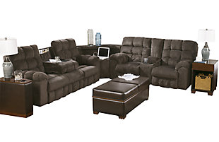 Acieona 3-Piece Reclining Sectional, , large