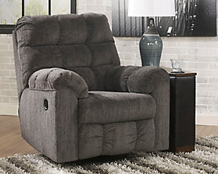 Slate Product shown on a white background & Tambo Recliner | Ashley Furniture HomeStore islam-shia.org