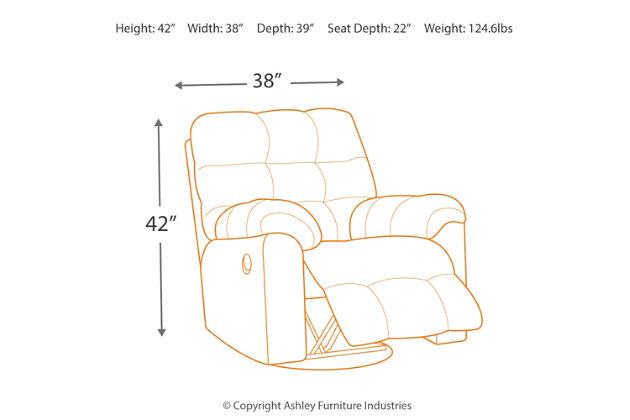 Astounding Acieona Recliner Ashley Furniture Homestore Spiritservingveterans Wood Chair Design Ideas Spiritservingveteransorg