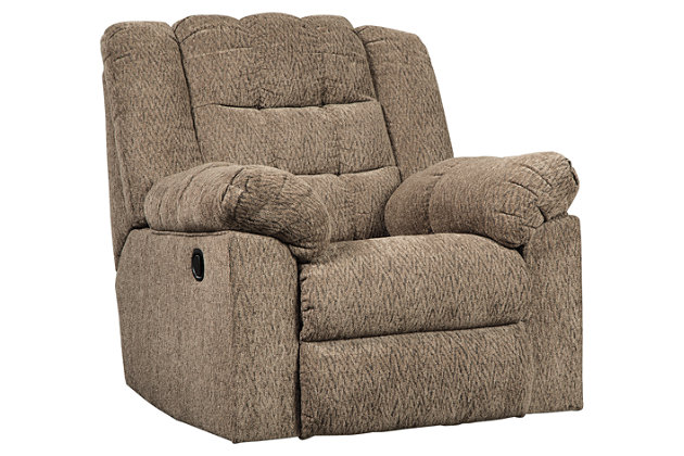 Workhorse Recliner, , large