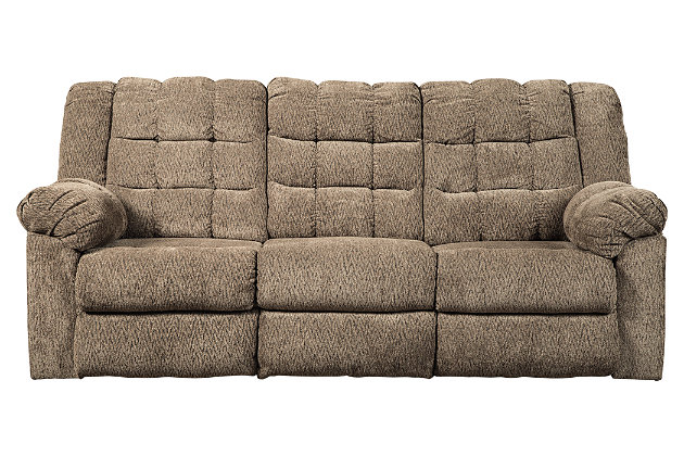 Workhorse Reclining Sofa, , large