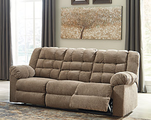 Workhorse Reclining Sofa, , rollover