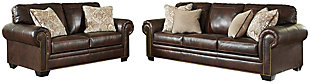 Roleson Sofa and Loveseat, , large