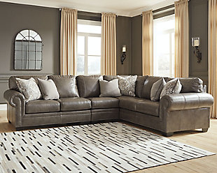 Roleson 3-Piece Sectional, , rollover