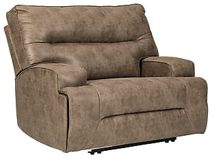 Hazenburg Oversized Recliner, , large