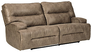 Hazenburg Reclining Sofa, , large