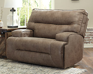 Hazenburg Oversized Power Recliner, , rollover