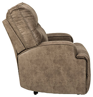 Hazenburg Oversized Power Recliner, , large