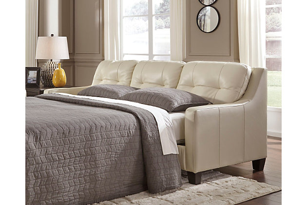 o kean queen sofa sleeper ashley homestore rh ashleyfurniture com jarreau sofa chaise sleeper ashley furniture twin sofa sleeper ashley furniture