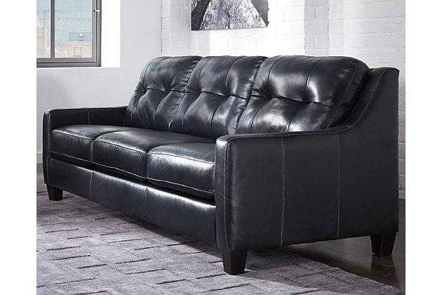 O'Kean Sofa, Navy, large