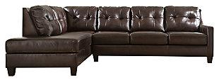 O'Kean 2-Piece Sleeper Sectional, , large