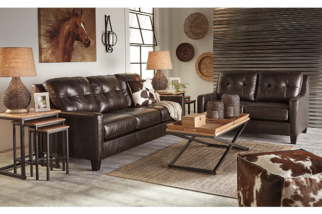 Example using this furniture in living room decor
