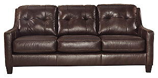 O'Kean Queen Sofa Sleeper, Mahogany, large