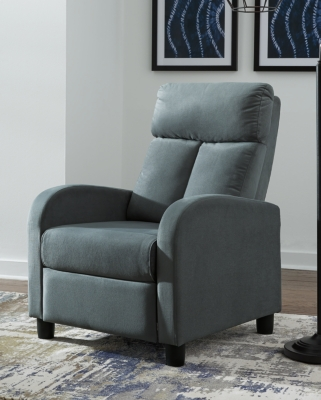 Gray Recliner Product Photo