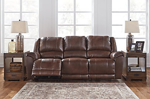 Persiphone Power Reclining Sofa, Canyon, large