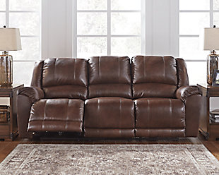 Persiphone Reclining Sofa, Canyon, rollover
