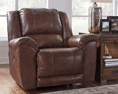 Recliner Canyon Leather Power Product Photo 960