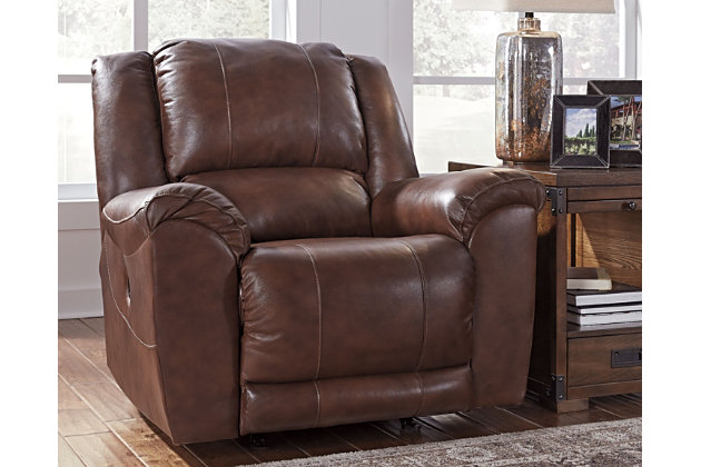 Persiphone Power Recliner, Canyon, large