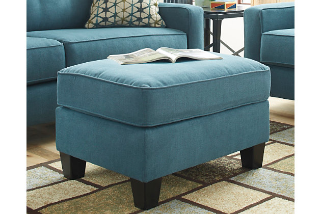 Shayla pouf meubles ashley homestore for Furniture xchange new jersey