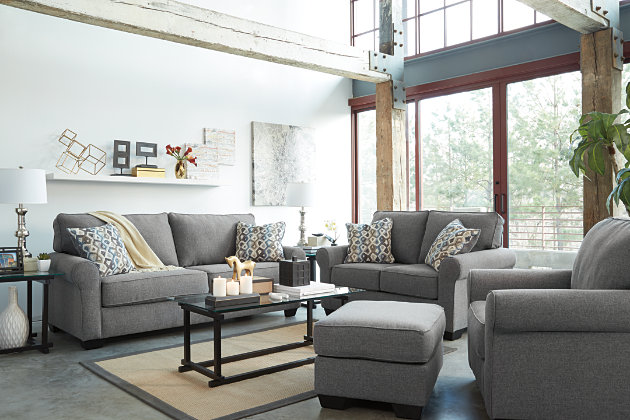 Nalini Sofa Ashley Furniture HomeStore - Ashley furniture living room set