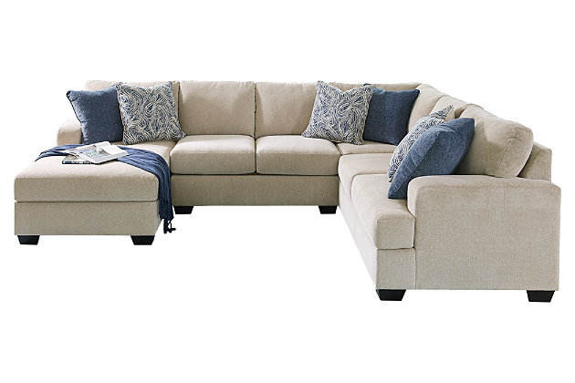 Enola 4-Piece Sectional with Chaise | Ashley Furniture HomeStore