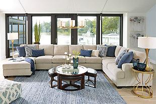 Enola 4-Piece Sofa Sectional, , large