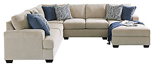 Enola 4-Piece Sectional, , large