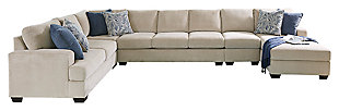 Enola 5-Piece Sectional, , large