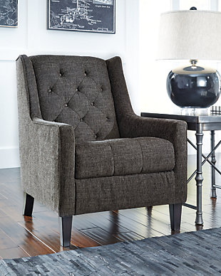 ardenboro accents chair ashley homestore rh ashleyfurniture com gray leather living room chair gray leather living room chair