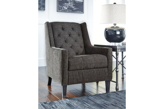 Charcoal Ardenboro Accents Chair View 1