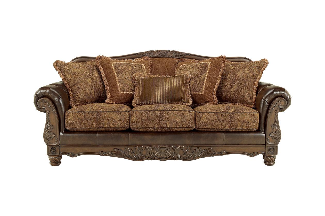 Miraculous Fresco Sofa Ashley Furniture Homestore Andrewgaddart Wooden Chair Designs For Living Room Andrewgaddartcom