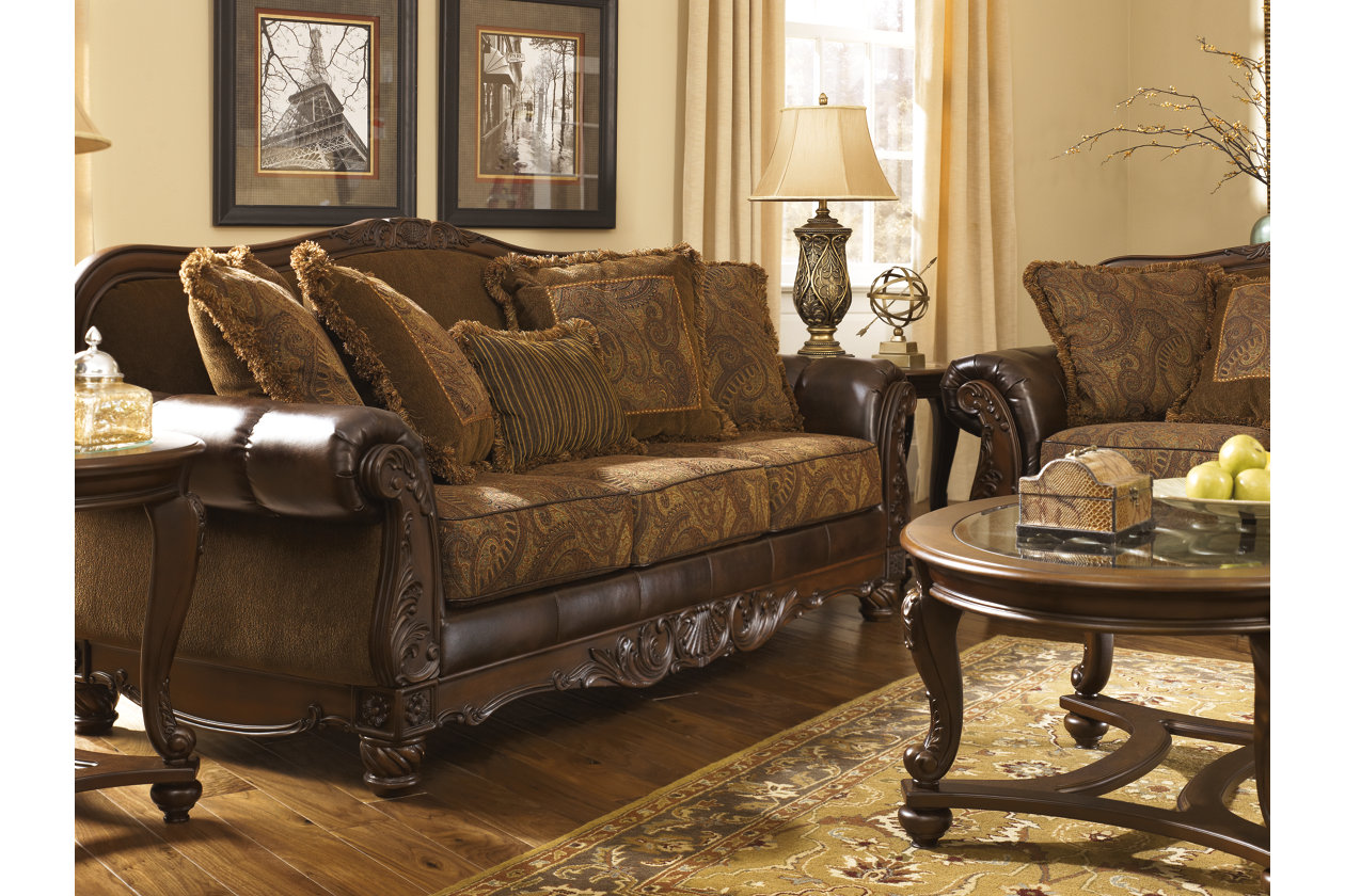 Cool Fresco Sofa Ashley Furniture Homestore Home Remodeling Inspirations Basidirectenergyitoicom