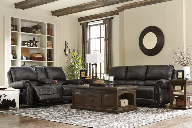 milhaven power reclining sofa ashley furniture homestore