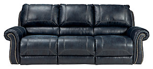 Milhaven Power Reclining Sofa, , large