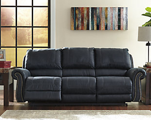 Milhaven Reclining Sofa, , rollover